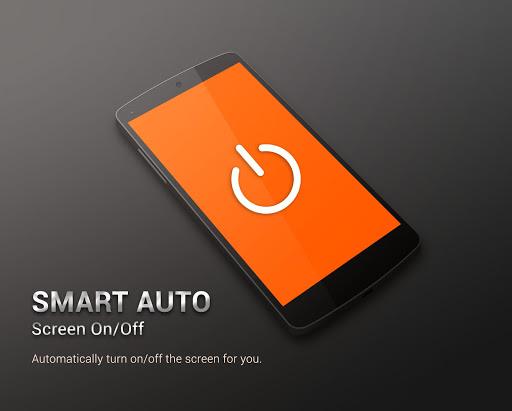 Smart Auto Screen - On Off