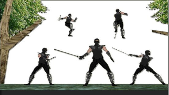 Eu Ninja Action Game Fight - screenshot thumbnail