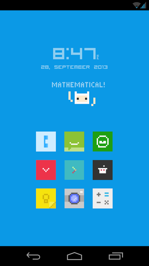 Minimal Pixel Icon Pack- screenshot