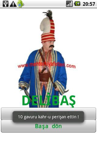 Osmanlı Tokadı- ekran görüntüsü