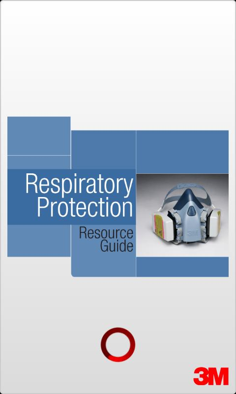 Respirator Protection Resource- screenshot