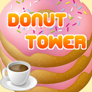 Donut Tower - Doughnuts Tower