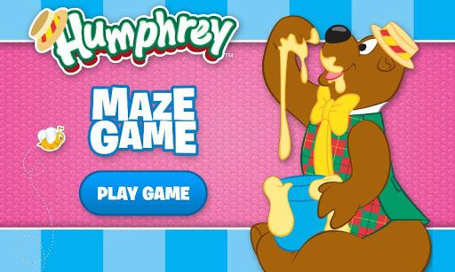 Humphrey B Bear Maze