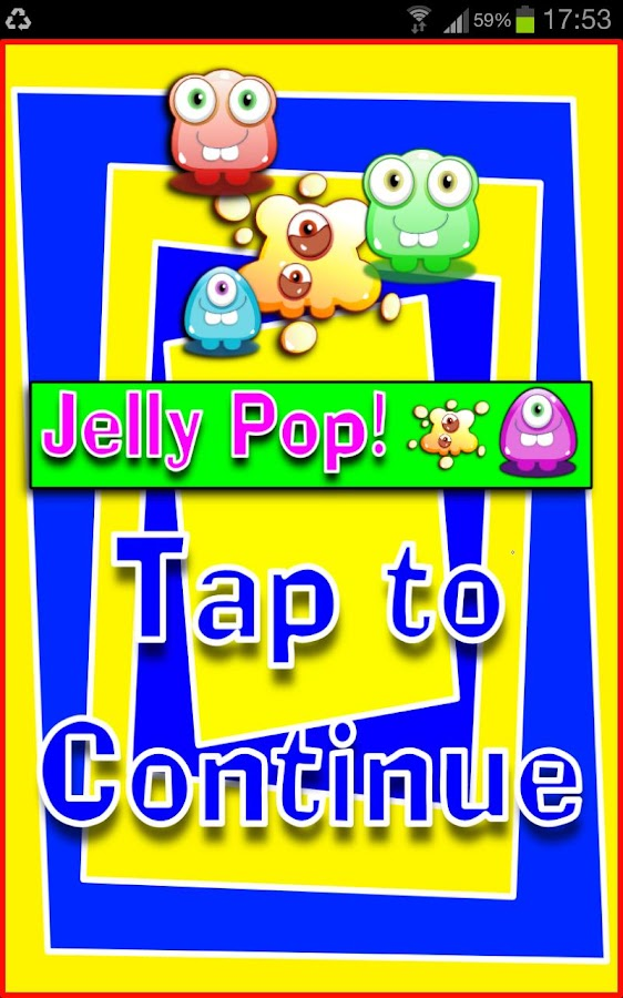 Jelly Pop! Action Game DEMO - screenshot