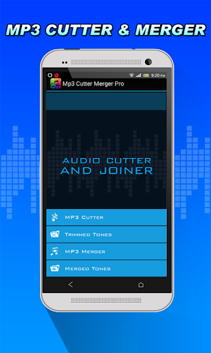 Audio Cutter Merger Pro