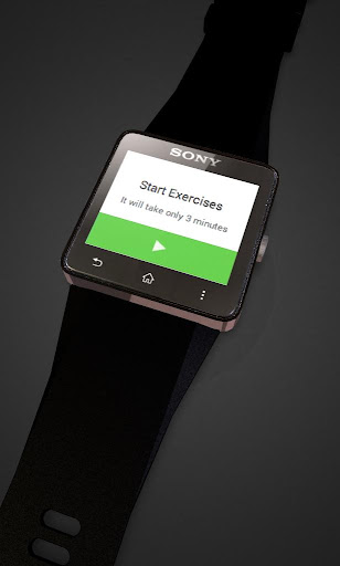 Eyes Exercises for SmartWatch