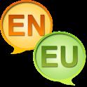 English Basque dictionary + icon