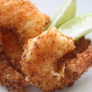 Crispy Pina Colada Shrimp