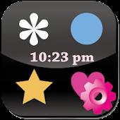 PolkaDotsFlow! Clock Gallery