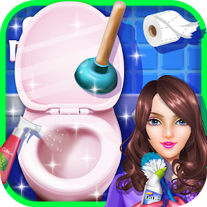 Princess Wash Bathroom for PC and MAC