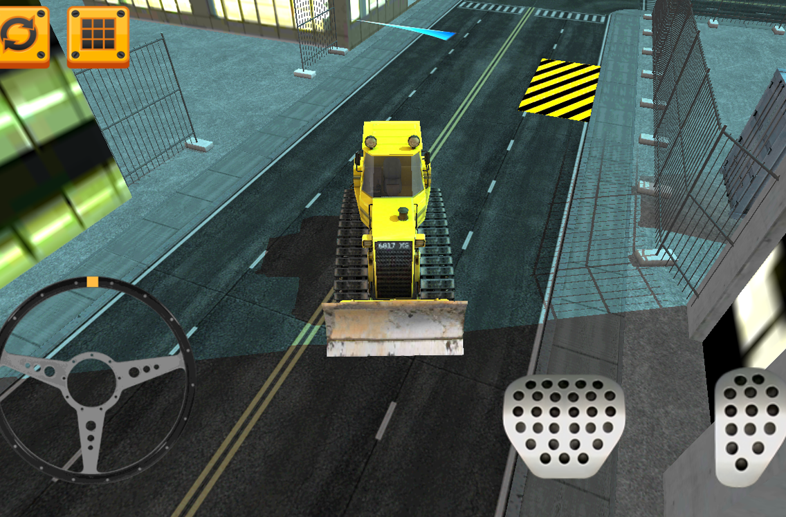 Construction Parking Training- screenshot