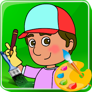 Junior coloring book for PC and MAC