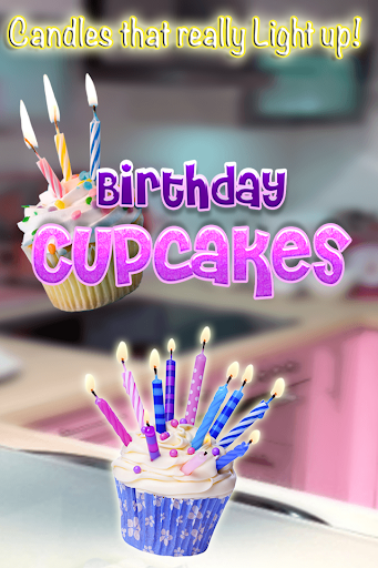 Birthday Cupcakes Maker FREE