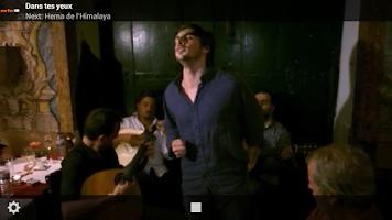 Screenshot of net+ TV Mobile