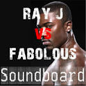 Ray J vs Fabolous Soundboard icon