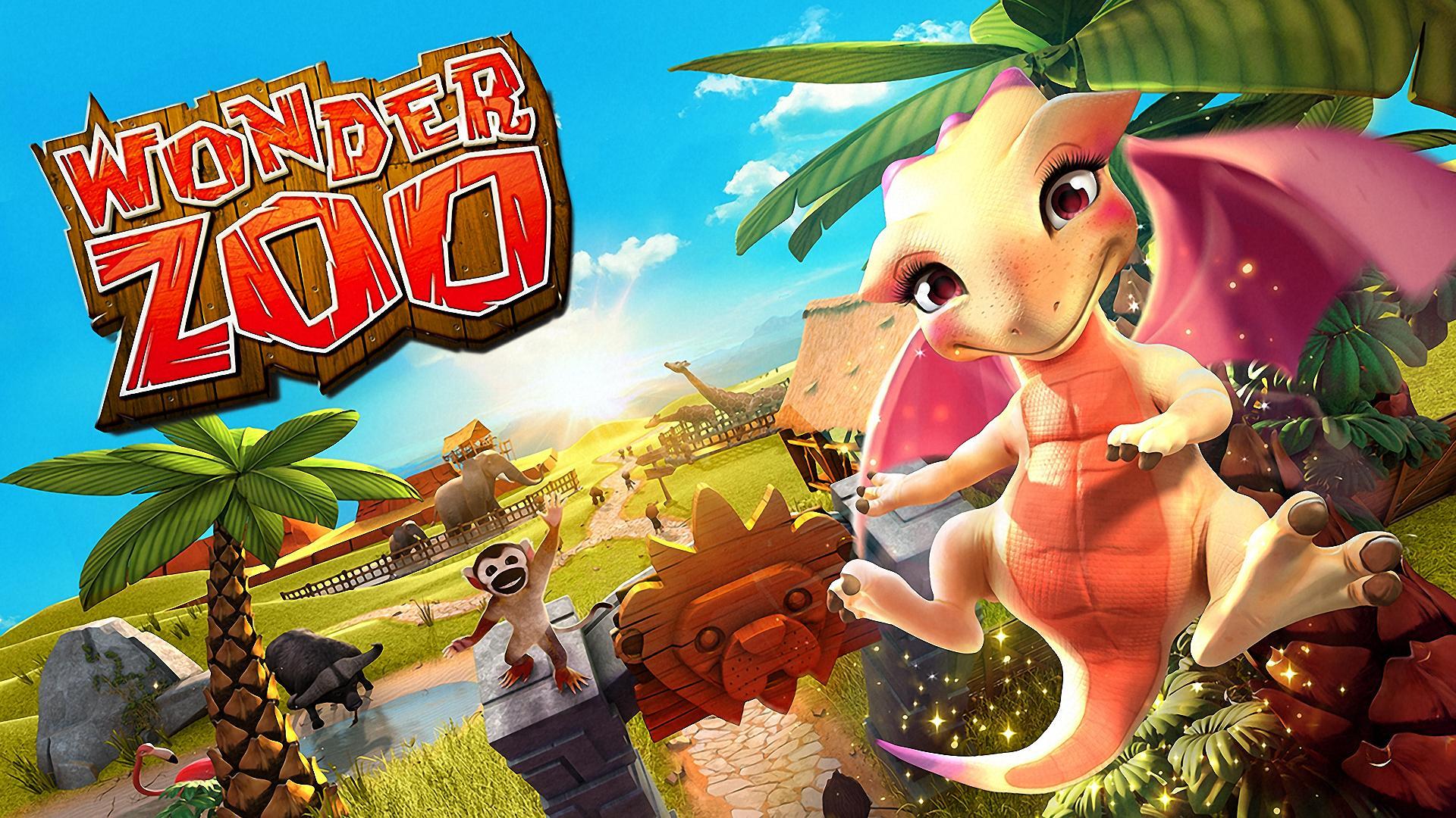 Wonder Zoo - Animal rescue ! screenshot #17
