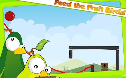 Fruit Birds Draw - screenshot thumbnail