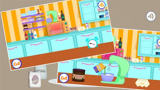 烹饪冰淇淋蛋糕游戏