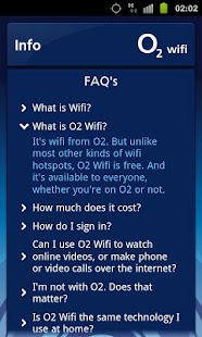 O2 Wifi - screenshot thumbnail