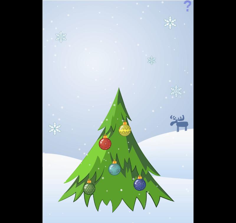 Christmas Bubbles - screenshot