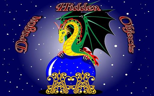 Dragon Hidden Objects
