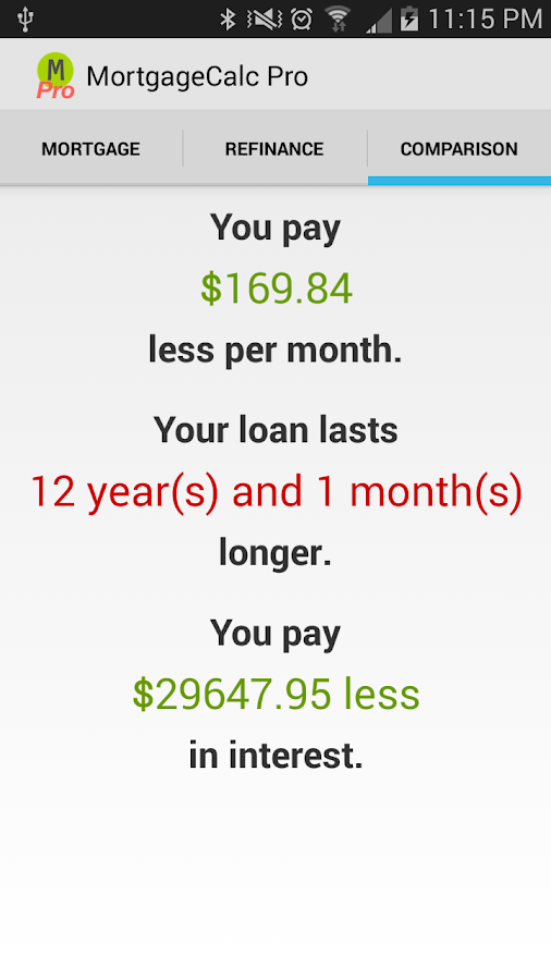 MortgageCalc Pro - Android Apps on Google Play