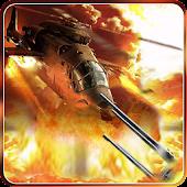 Download Android App Gunship Helicopter War 3D for Samsung