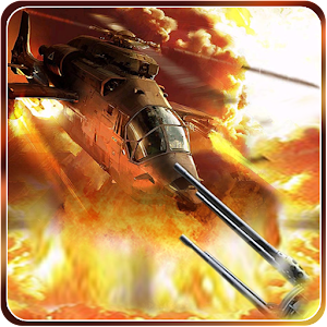Gunship Helicopter War 3D for PC and MAC