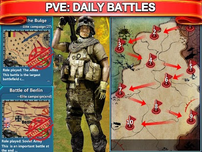 Grand Battle--MMO Strategy:War - screenshot thumbnail