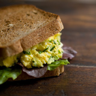 Egg Salad Sandwich (the only one I'll eat)