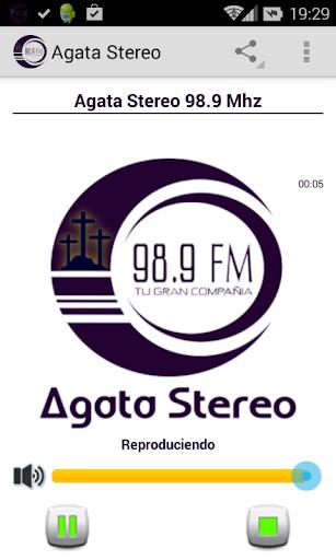 Agata Stereo