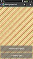 Screenshot of Wallpaper Maker