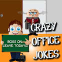 Crazy Office Jokes icon