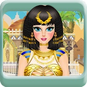 Egypt makeover princess games
