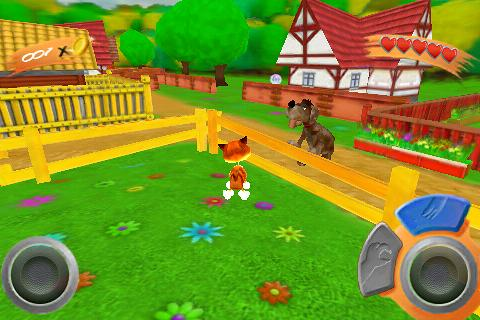 Action Cat 3D II - screenshot