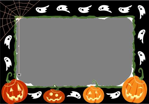 Halloween marcos de fotos app app - App decorar fotos ...