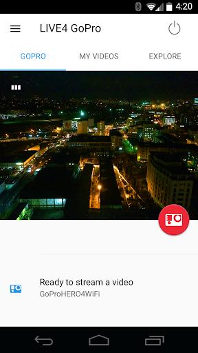 Live4 Gopro Aplikasi Di Google Play