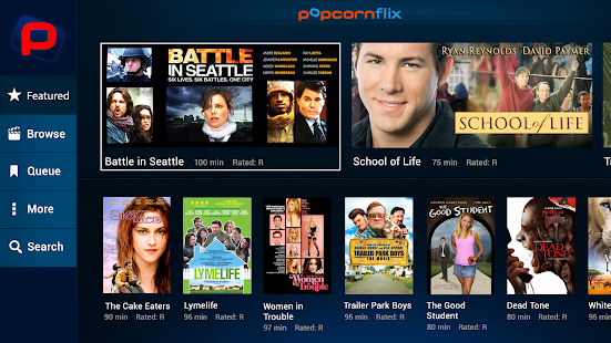 Image result for popcornflix website