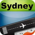 Sydney Airport + Radar SYD icon