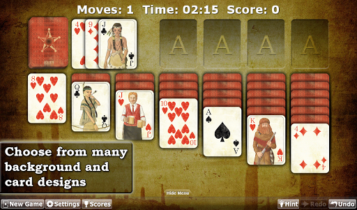 Solitaire by E4 Software