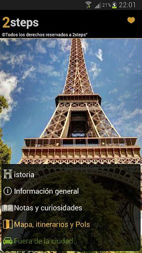 Guía de París Viaje y Ciudad