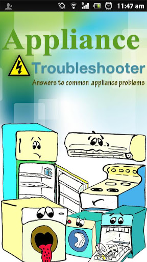 APPLIANCE TROUBLESHOOTER
