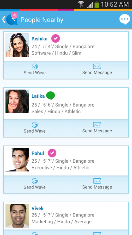 Best dating android apps india