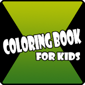 Coloring Book Ben Ten For Kids