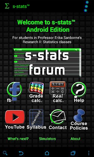 s-stats Pro