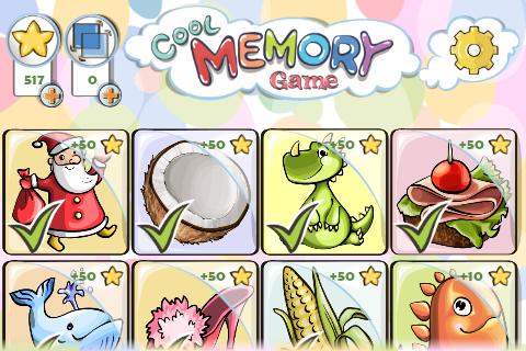 Memory Game: Сhristmas edition