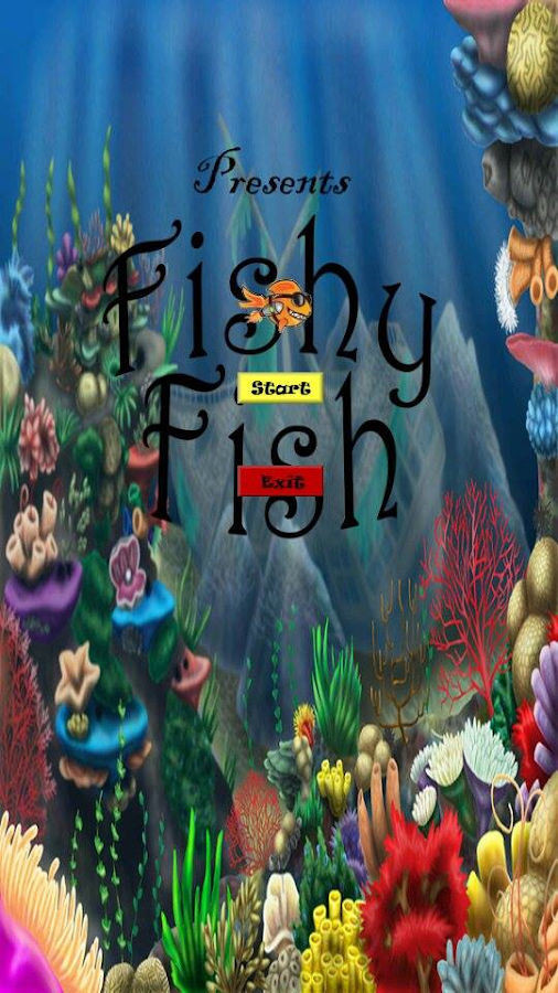 Fishy Fish - screenshot