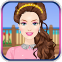 Glamour Girl Dress Up icon