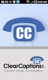 ClearCaptions- screenshot thumbnail