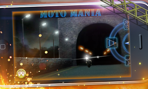 Speed Moto Mania